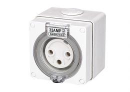 Industrial Socket 110-500V