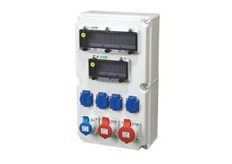 Plastic Combination Distribution Box CF-S1-1045~1048