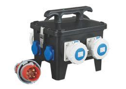 Plastic Combination Distribution Box CFXY-0401
