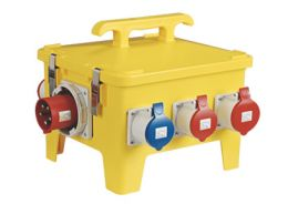 Plastic Combination  Distribution Box CFXY-0301