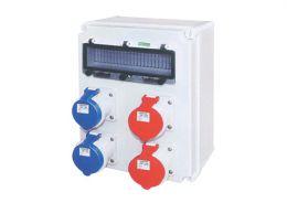 Plastic Combination Distribution Box CF-S1-1077~1080