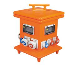 Plastic Combination Distribution Box CFXY0201(A/B/C/D)
